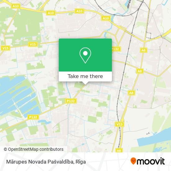 Mārupes Novada Pašvaldība map
