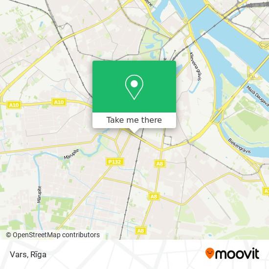 Vars map