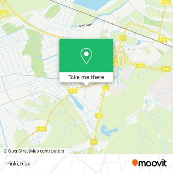 Pinki map