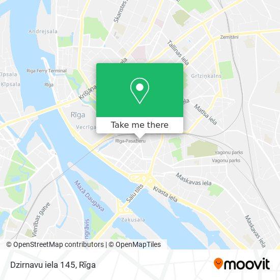 Dzirnavu iela 145 map