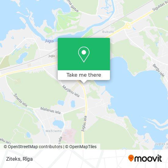 Ziteks map