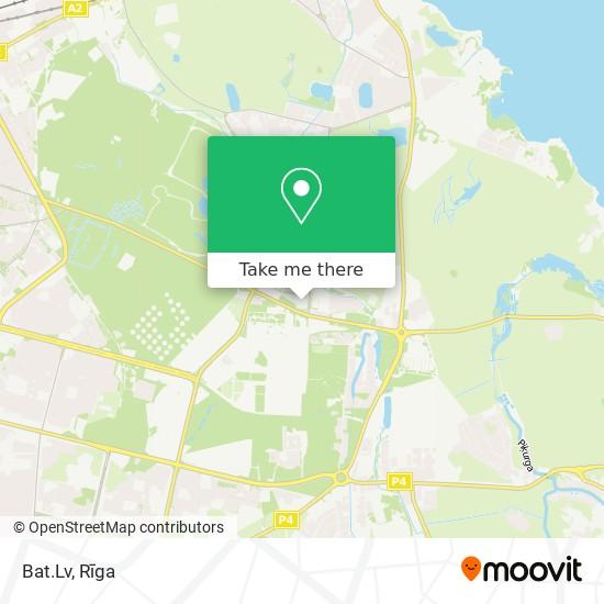 Bat.Lv map