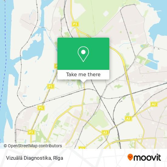 Vizuālā Diagnostika map