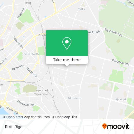 Rtrit map