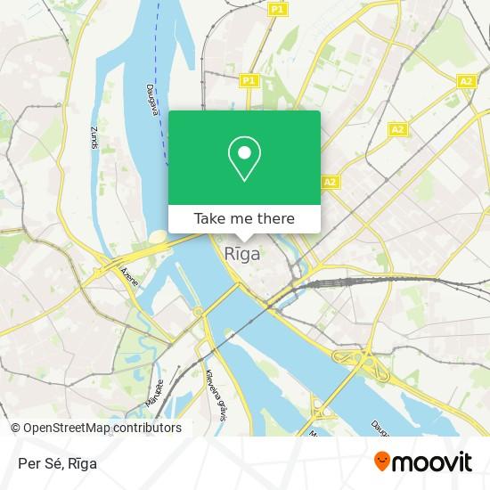 Per Sé map