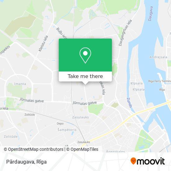 Pārdaugava map