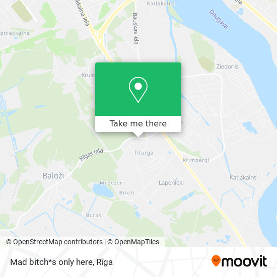 Mad bitch*s only here map