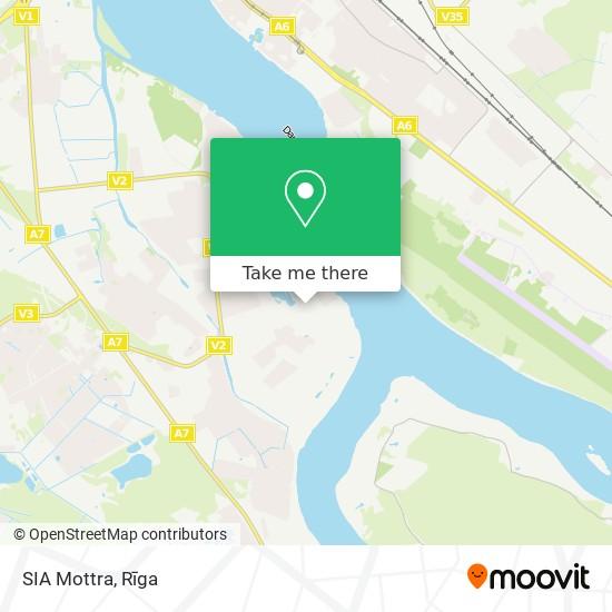 SIA Mottra map