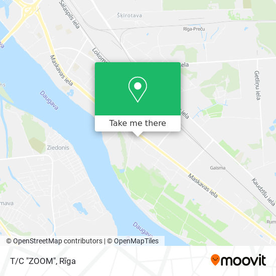 """T/C """"ZOOM"""" map"""
