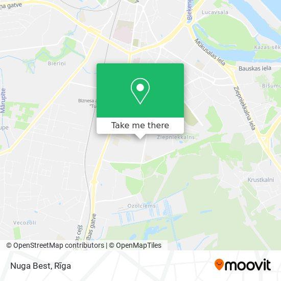 Nuga Best map