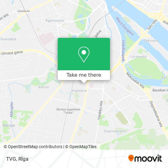 TVG map
