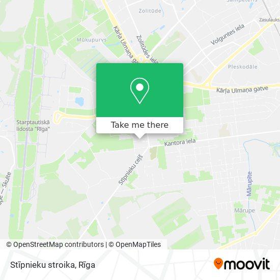 Stīpnieku stroika map