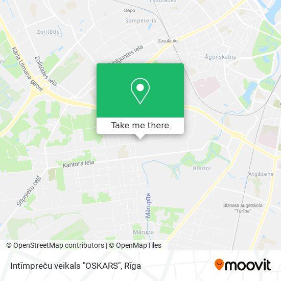 """Intīmpreču veikals """"OSKARS"""" map"""