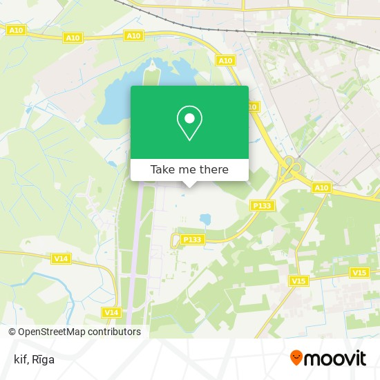 kif map