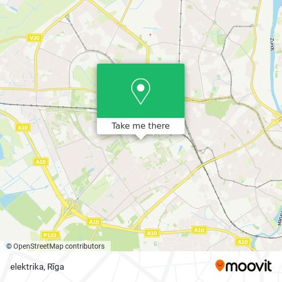 elektrika map