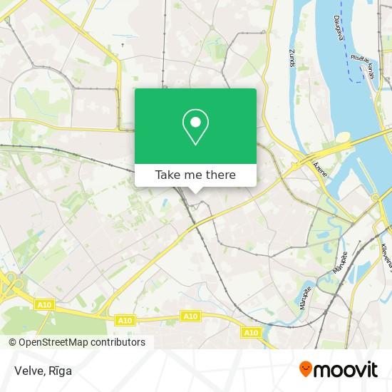 Velve map