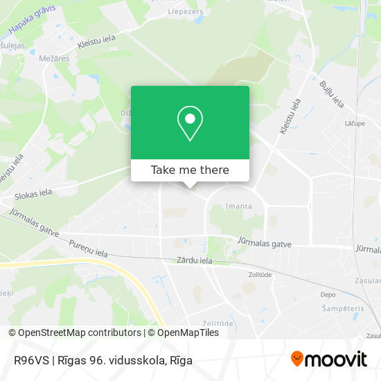 R96VS   Rīgas 96. vidusskola map