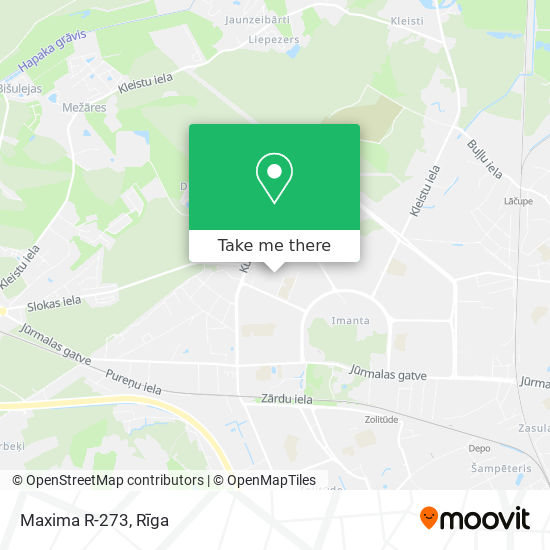 Maxima R-273 map