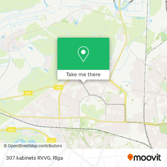 307.kabinets RVVG map