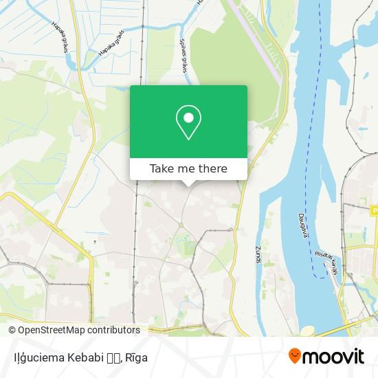Iļģuciema Kebabi 🍔🍟 map