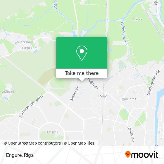 Engure map