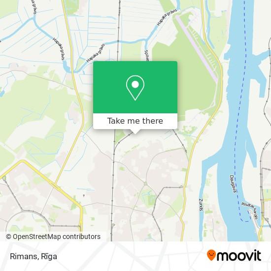 Rimans map