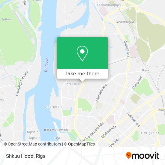 Shkuu Hood map
