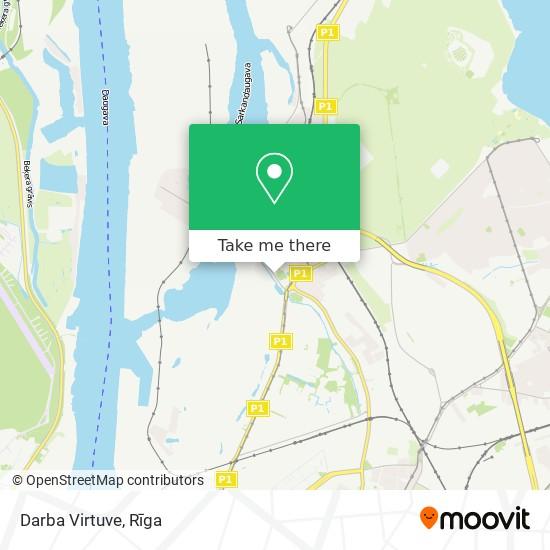 Darba Virtuve map