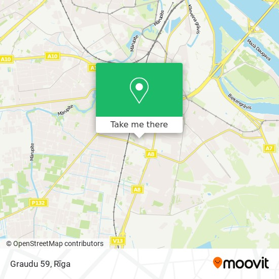 Graudu 59 map