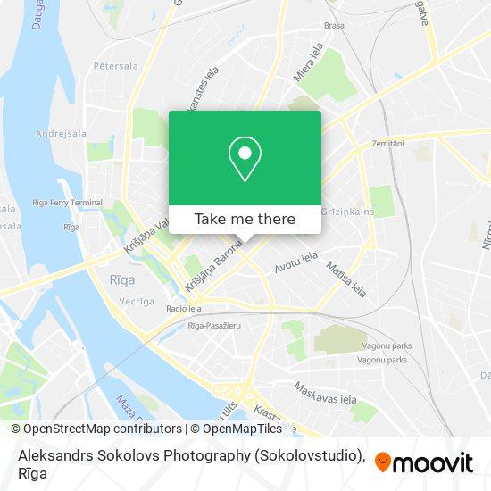 Aleksandrs Sokolovs Photography (Sokolovstudio) map