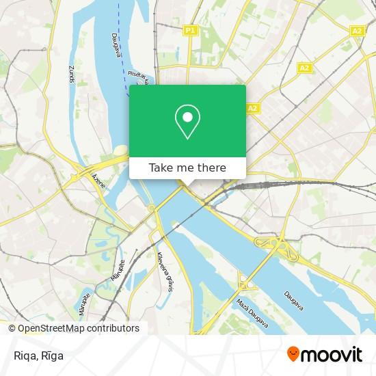 Riqa map