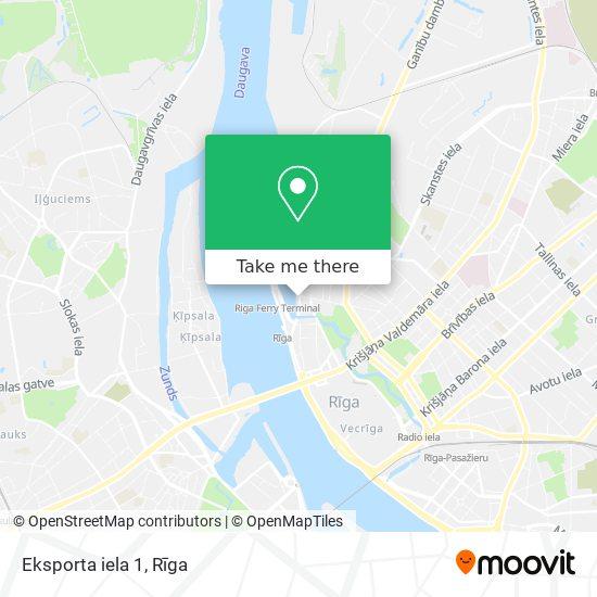 Eksporta iela 1 map
