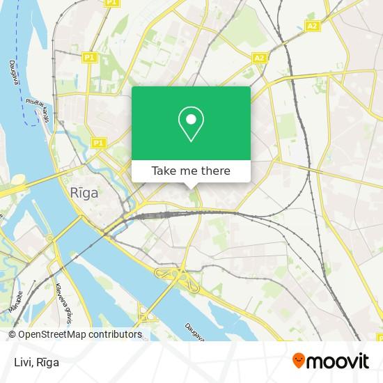 Livi map