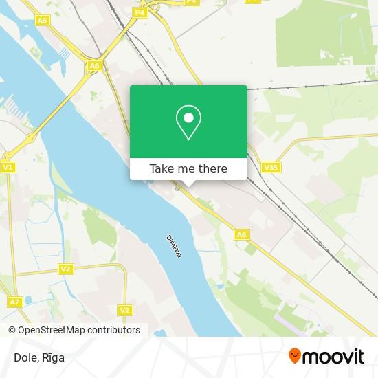 Dole map