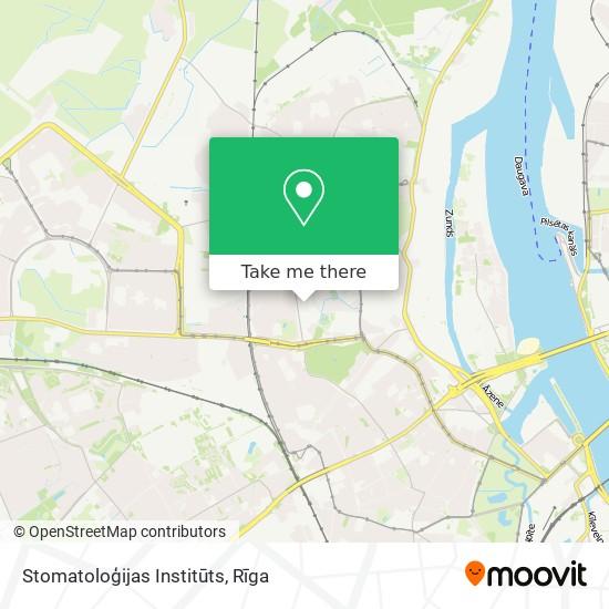Stomatoloģijas Institūts map