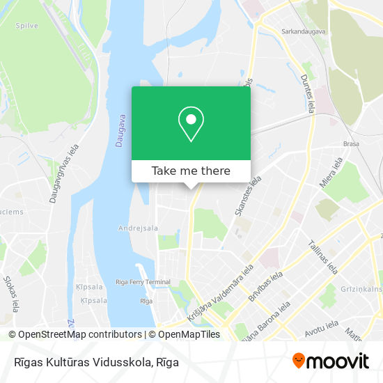 56. Vidusskola map