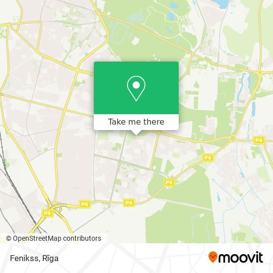 Fenikss map