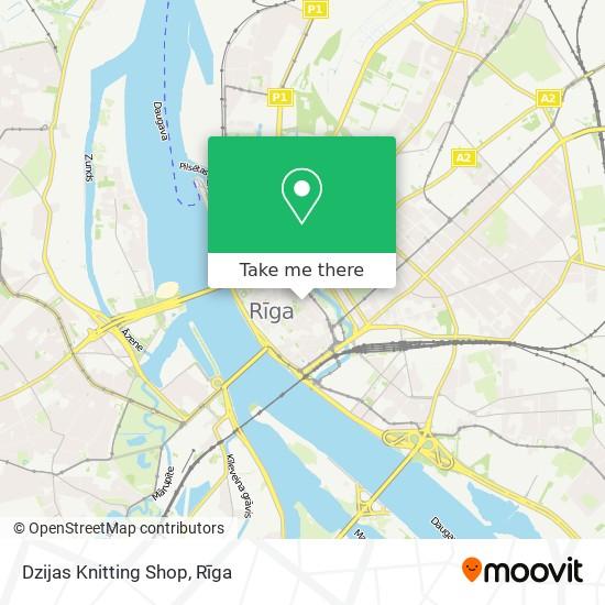 Filati map