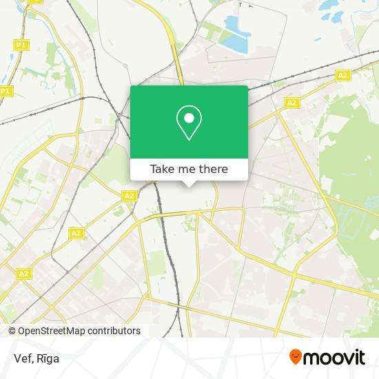 Vef map