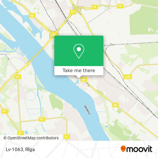 Lv-1063 map