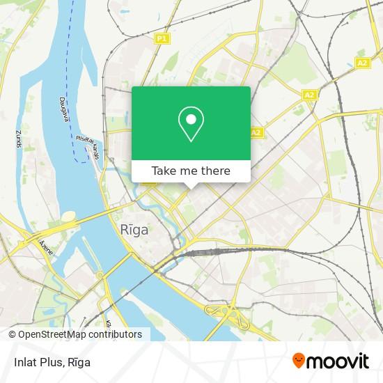 Inlat Plus map