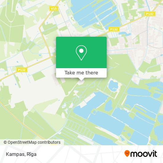 Kampas map