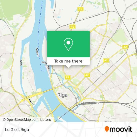 Lu Ģzzf map