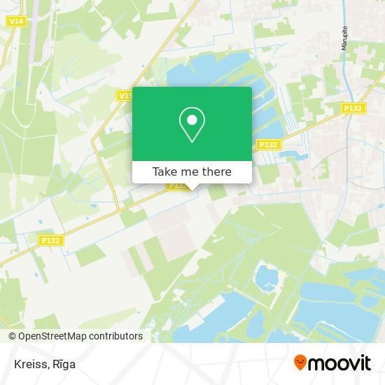 Kreiss map