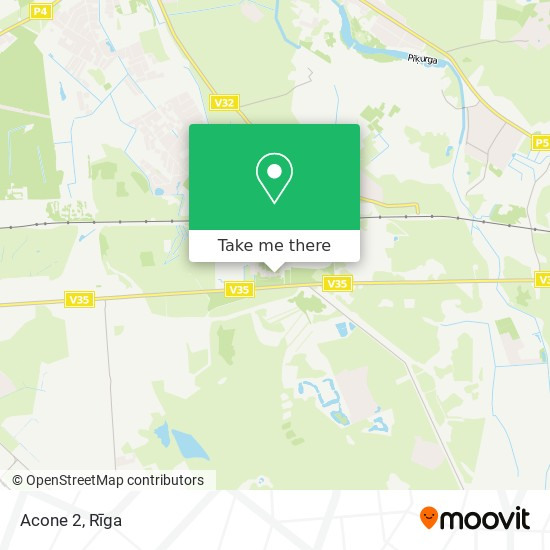 Acone 2 map