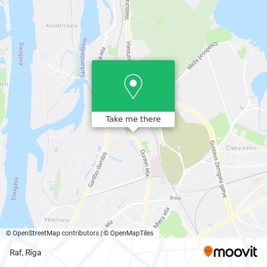 Raf map