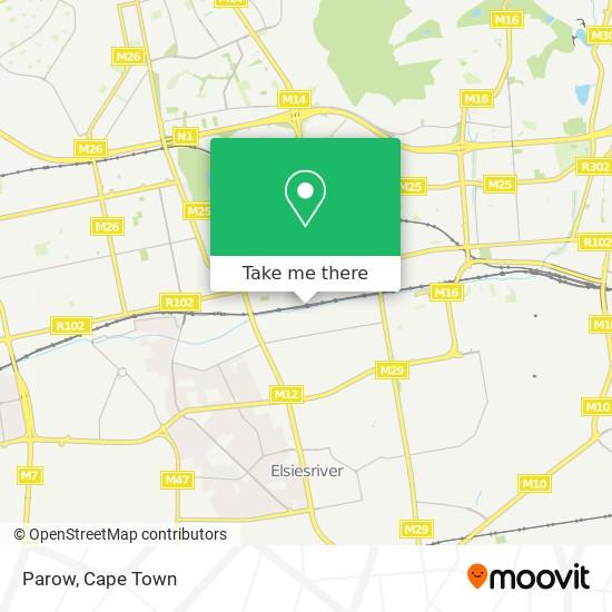 Parow map