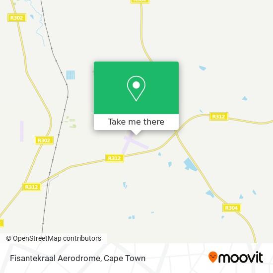 Fisantekraal Aerodrome map