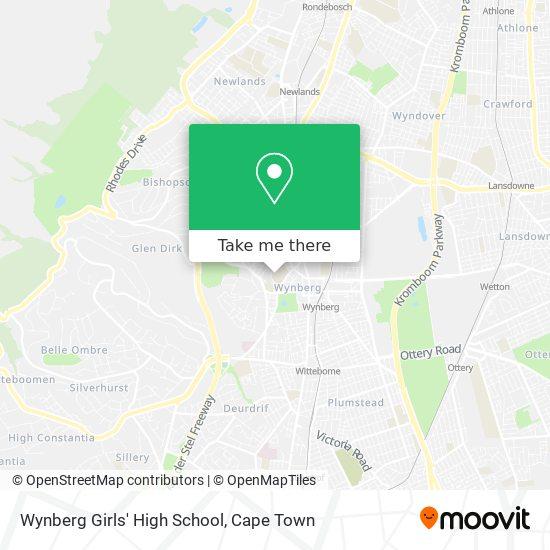 Wynberg Girls' High School map