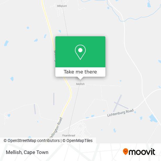 Mellish map